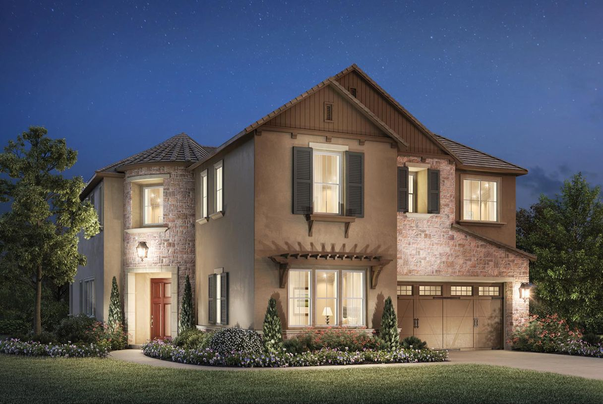 Single Family for Active at The Bluffs At Tassajara Hills - Prescott 7391 Colton Hills Drive Dublin, California 94568 United States