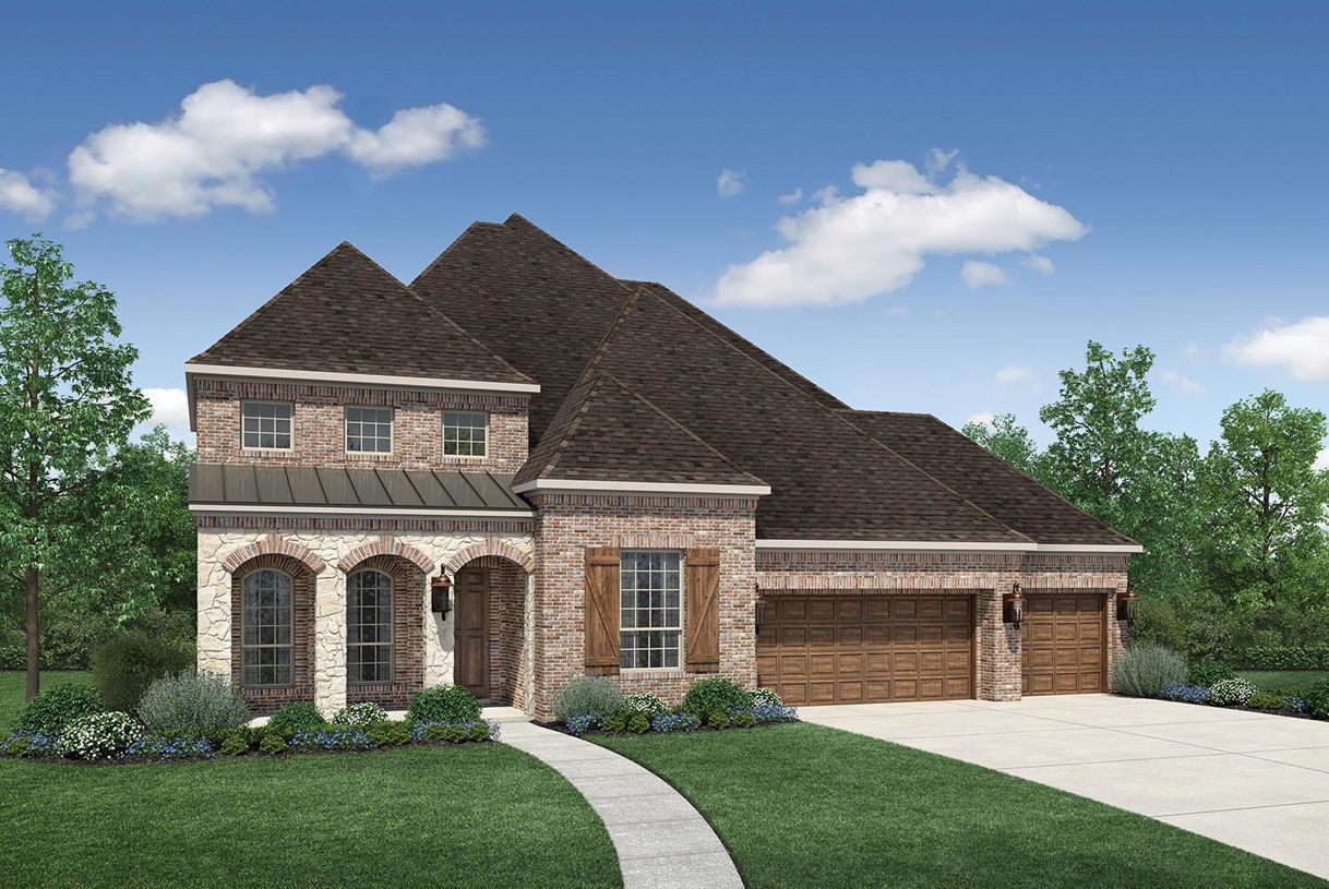 Unifamiliar por un Venta en Travisso - Naples Collection - Yukon 3929 Veneto Circle Leander, Texas 78641 United States
