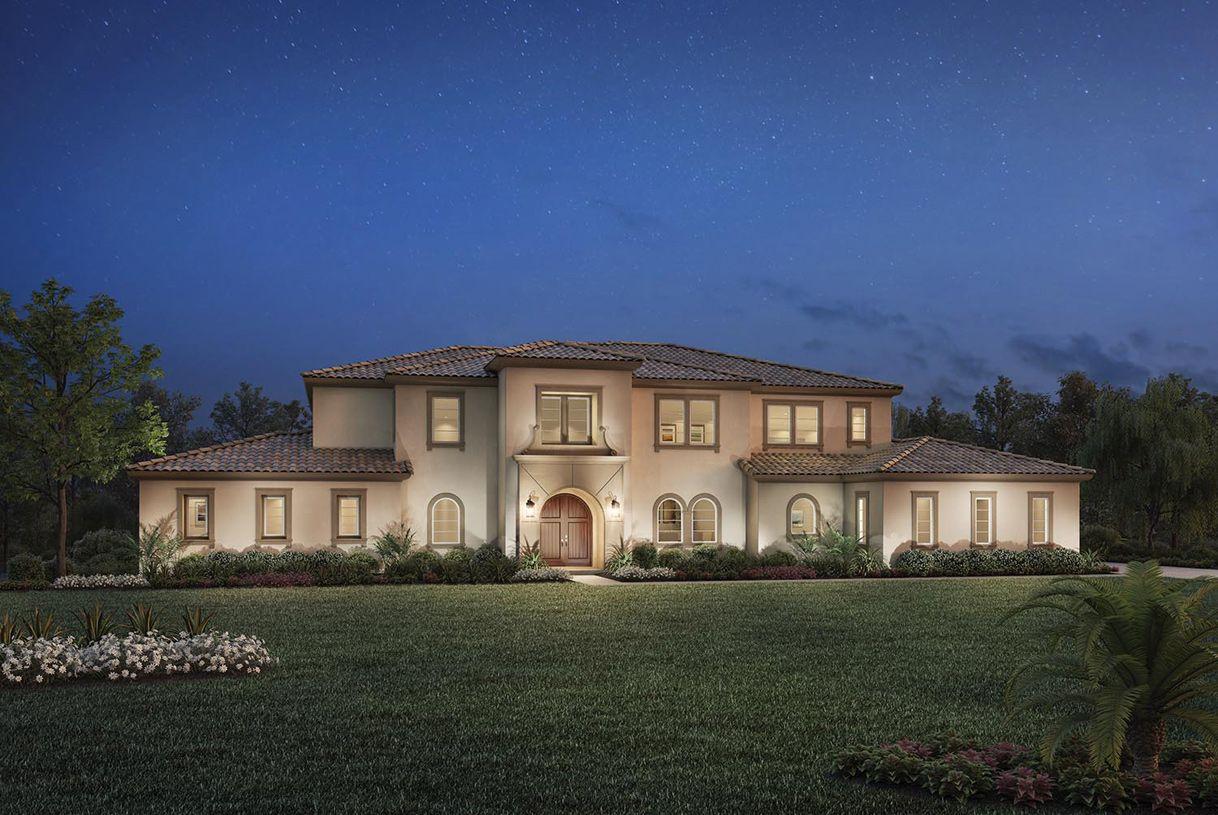 Single Family for Sale at Borello Ranch Estates - Tesoro 18620 Corte Bautista Morgan Hill, California 95037 United States