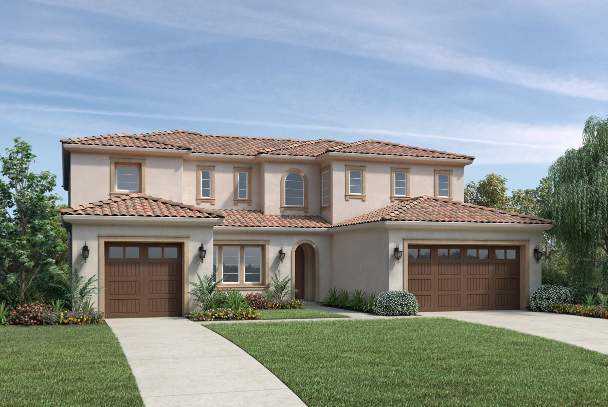 Additional photo for property listing at Borello Ranch Estates - Campagna 18620 Corte Bautista Morgan Hill, California 95037 United States