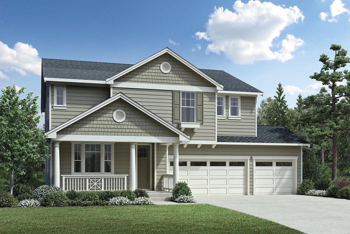 Single Family for Sale at Mountain Vista At Cedar Falls - Tekoa 1297 Salish Avenue Se North Bend, Washington 98045 United States