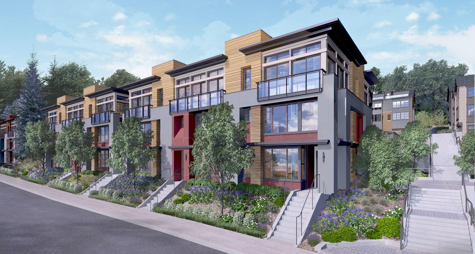 Multi Family for Sale at Prospect Elite 2150 10th Ave W Seattle, Washington 98119 United States