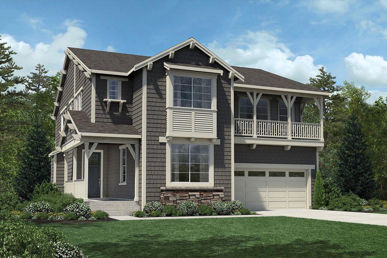 Unifamiliar por un Venta en Meridian Grove - Broadmoor With Basement 23205 Meridian Avenue S Bothell, Washington 98021 United States
