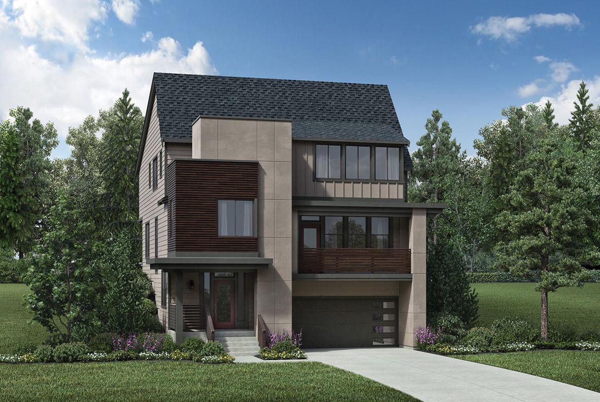 Single Family for Sale at Marymoor Vistas - Gardner 16410 Ne 47th Street Redmond, Washington 98052 United States