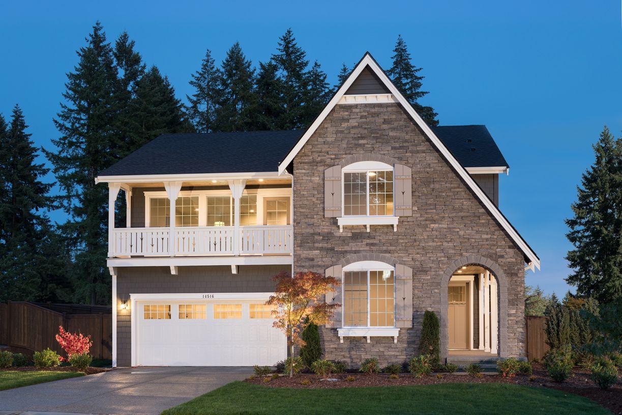 Single Family for Sale at Marymoor Vistas - Ballard With Basement 16410 Ne 47th Street Redmond, Washington 98052 United States