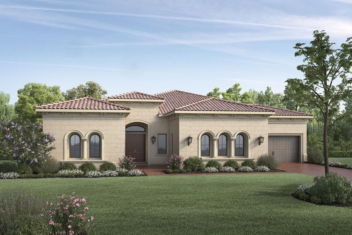 Single Family for Active at Iron Oak At Alamo Creek - Madrone 103 Turanian Court Danville, California 94506 United States
