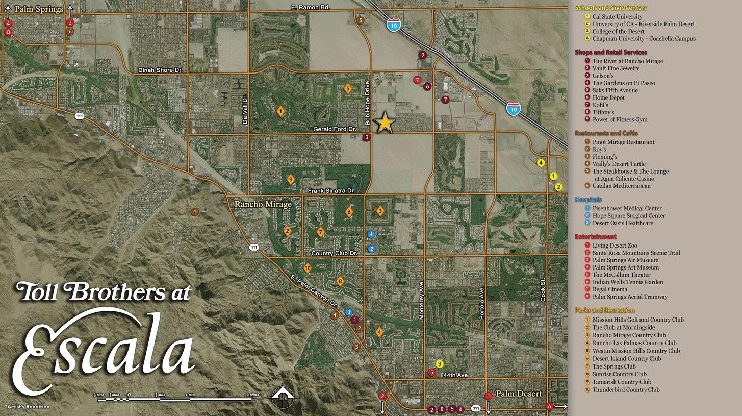Single Family for Sale at Calida Spanish Colonial 38 Alicante Circle Rancho Mirage, California 92270 United States