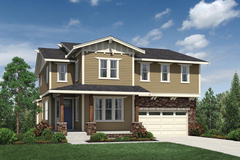 Single Family for Sale at Canterbury Park - Ames 24200 Ne 14th Street Sammamish, Washington 98074 United States