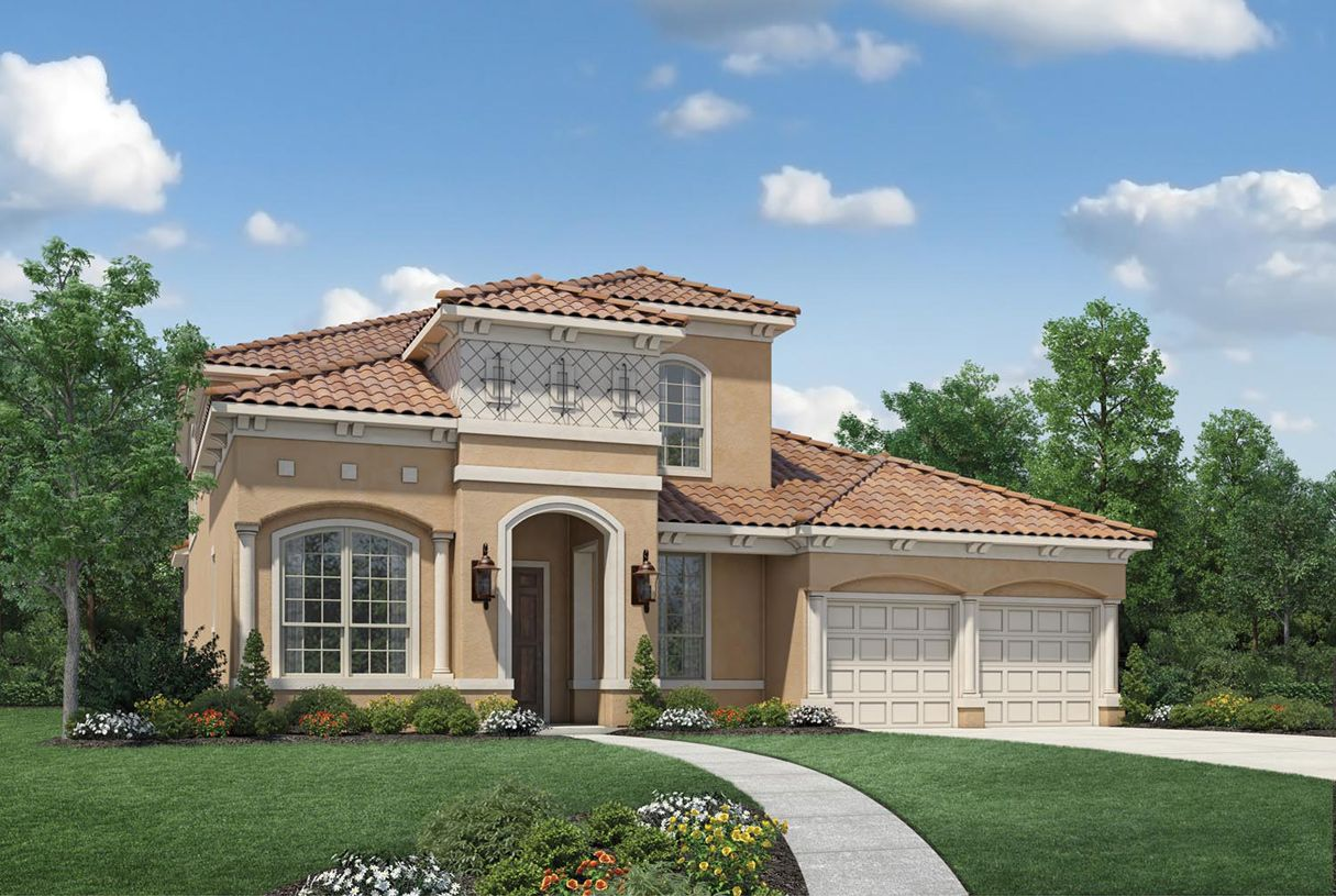Single Family for Sale at Travisso - Siena Collection - Newcastle 3933 Veneto Circle Leander, Texas 78641 United States