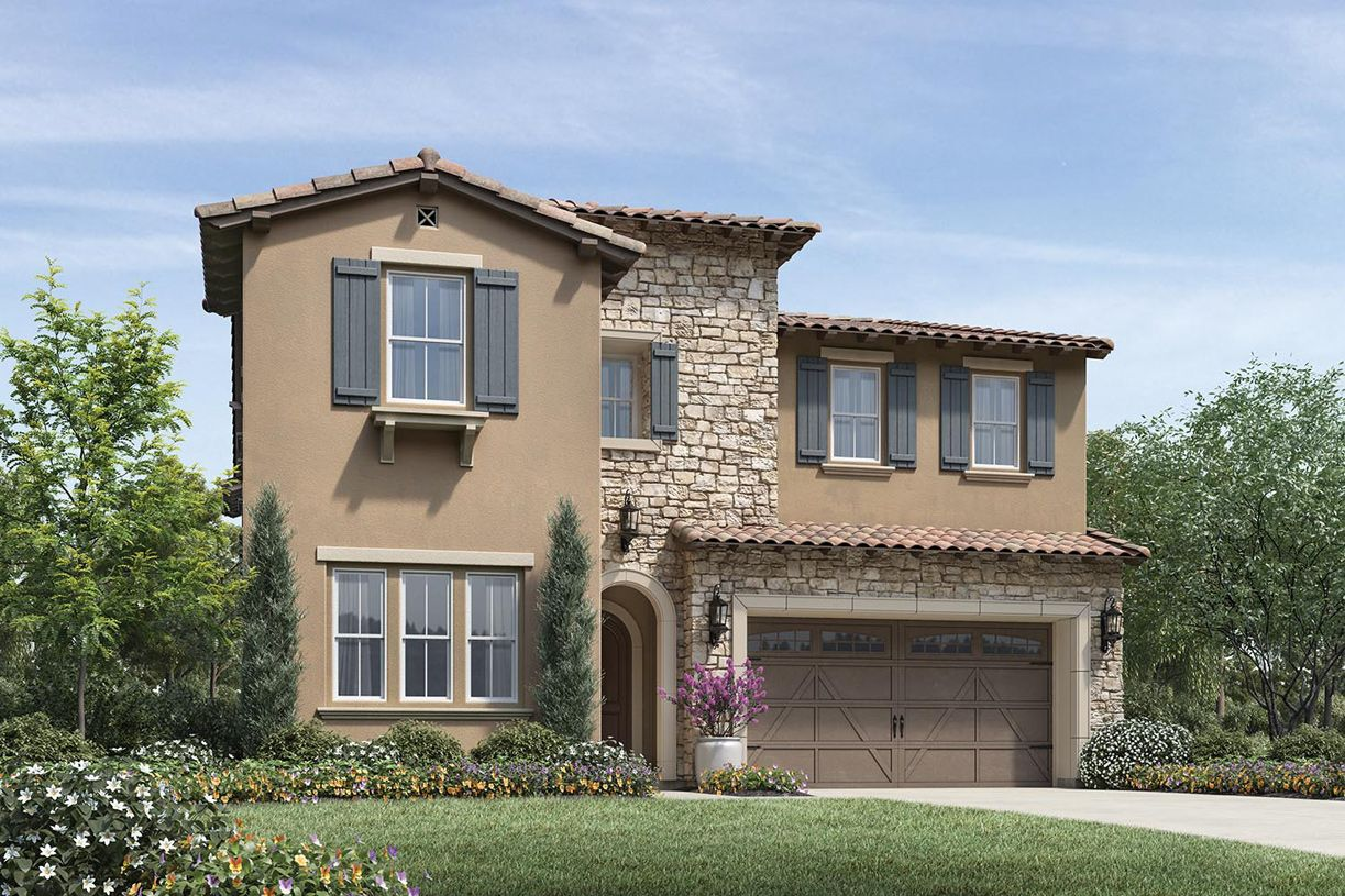 单亲家庭 为 销售 在 The Knolls At Tassajara Hills - Somerset 7383 Colton Hills Drive Dublin, California 94568 United States