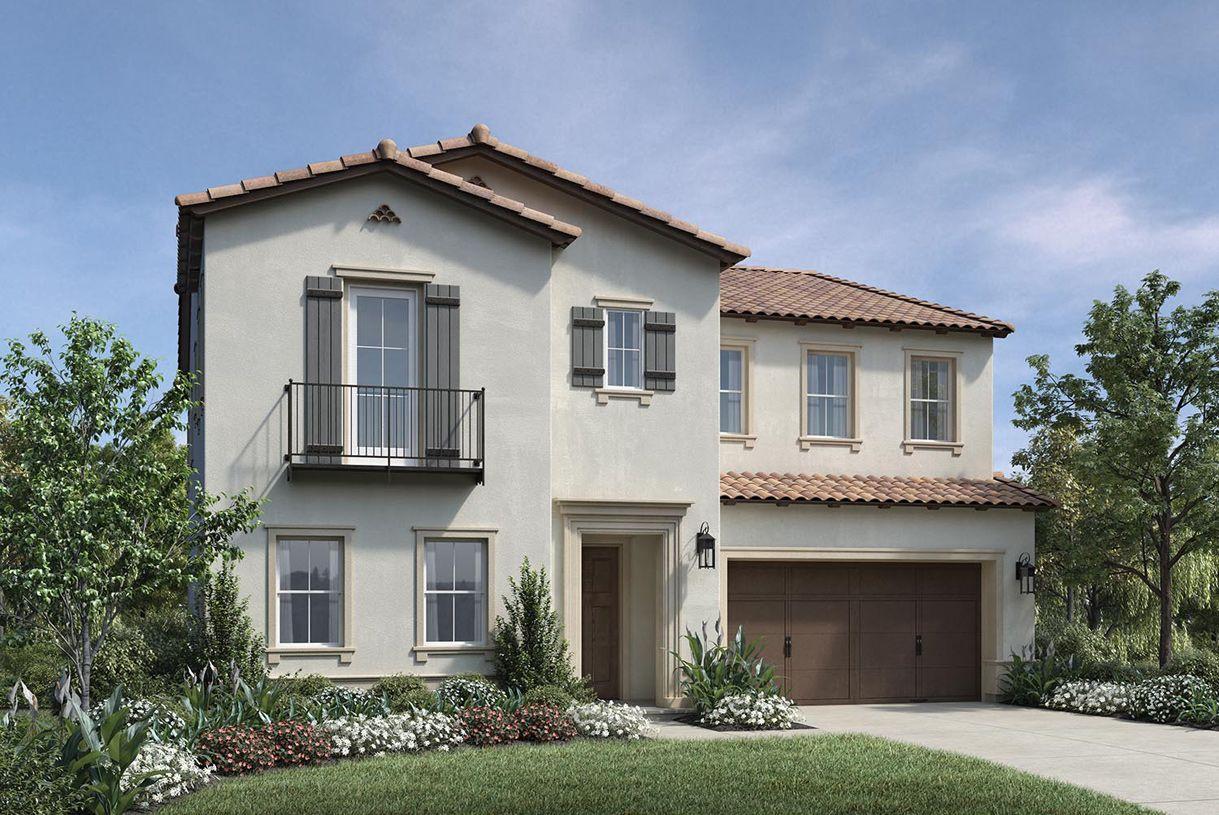 单亲家庭 为 销售 在 The Bluffs At Tassajara Hills - Ridgecrest 7383 Colton Hills Drive Dublin, California 94568 United States