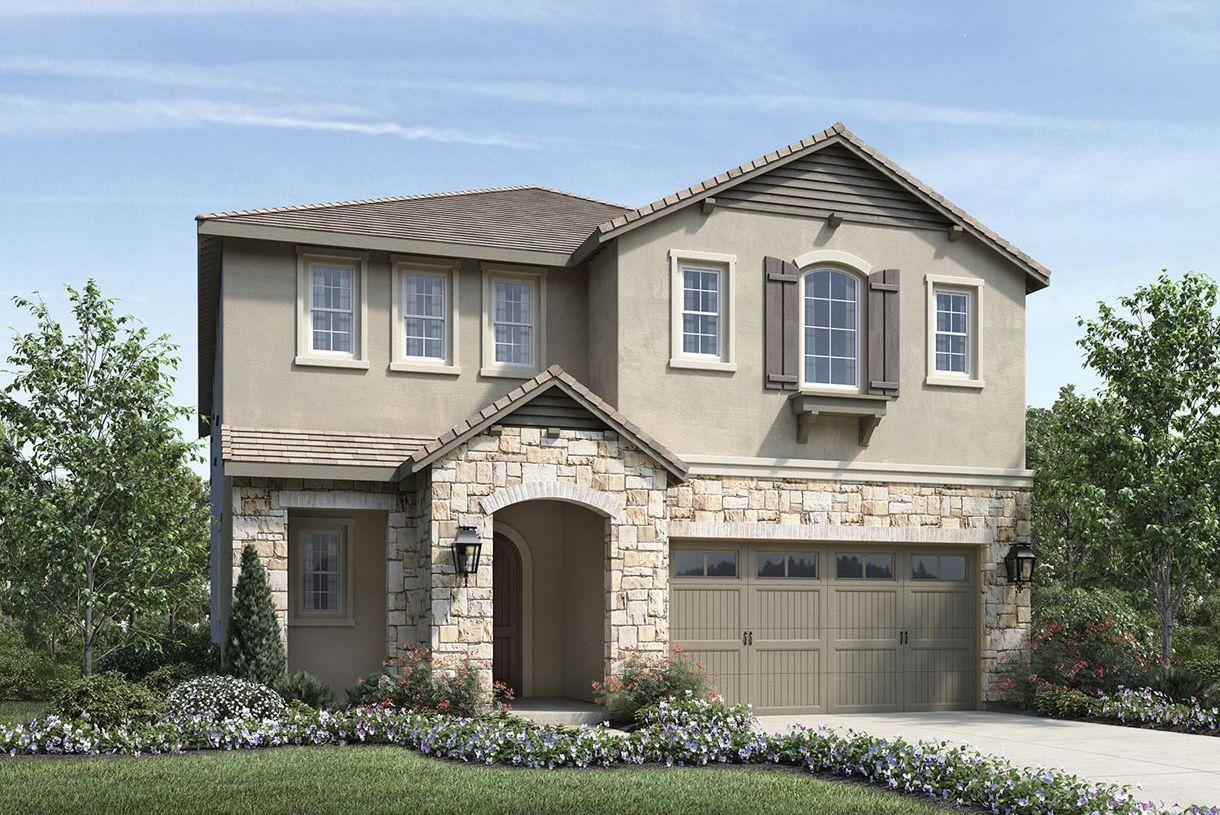 单亲家庭 为 销售 在 The Glen At Tassajara Hills - Maywood 7305 Colton Hills Drive Dublin, California 94568 United States