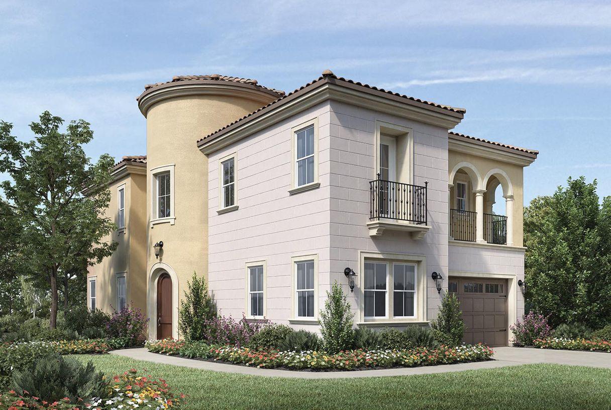 单亲家庭 为 销售 在 The Glen At Tassajara Hills - Wisteria 7305 Colton Hills Drive Dublin, California 94568 United States