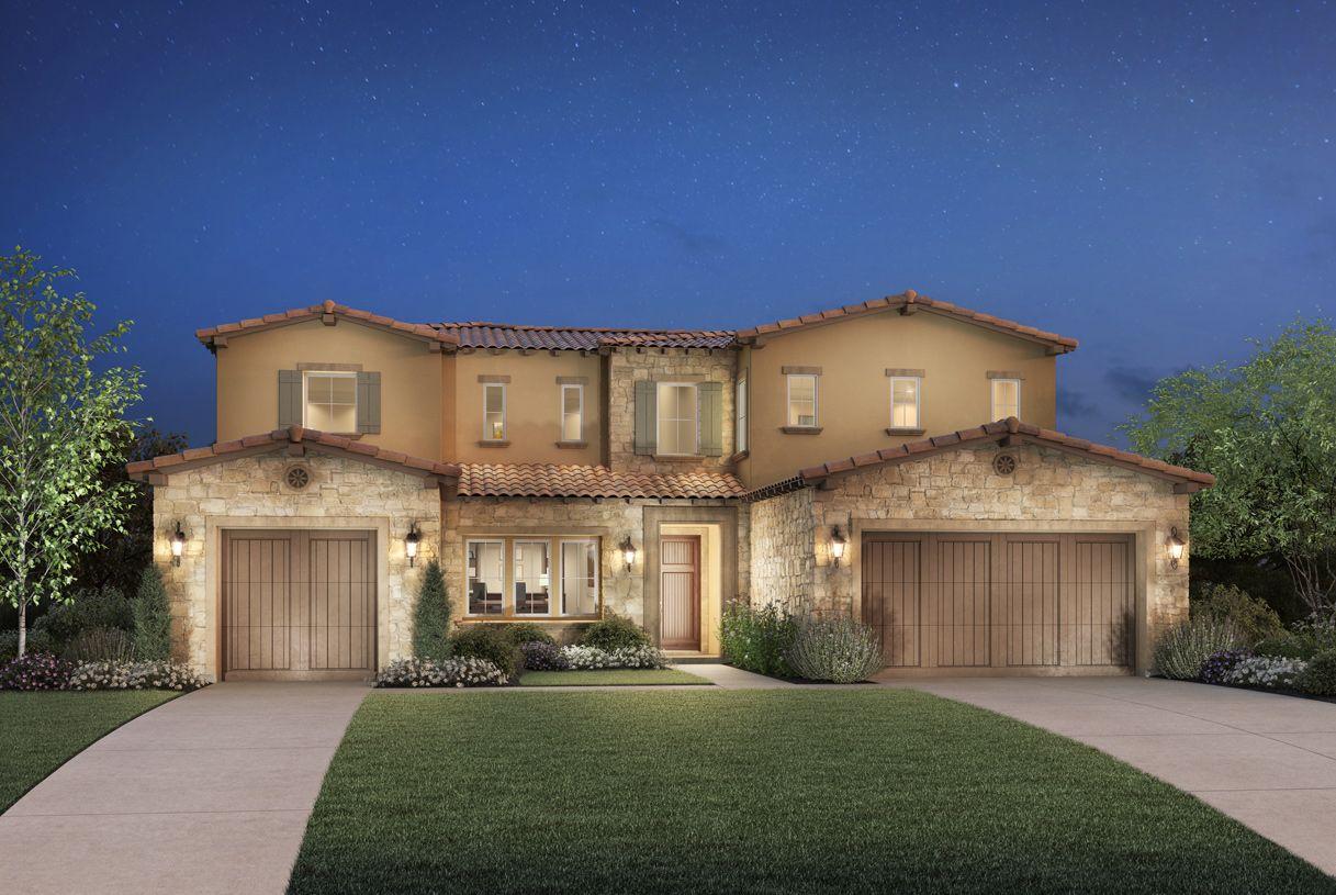 单亲家庭 为 销售 在 Borello Ranch Estates - Campagna 18620 Corte Bautista Morgan Hill, California 95037 United States
