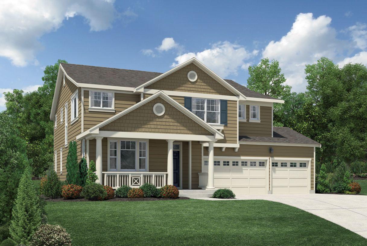 Single Family for Sale at Woodhaven - Tekoa 24200 Ne 14th Street Sammamish, Washington 98074 United States