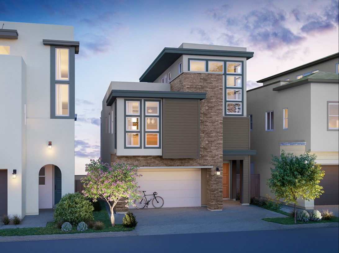 Single Family for Active at The Overlook - Latitude 120 Coastal Court Daly City, California 94014 United States