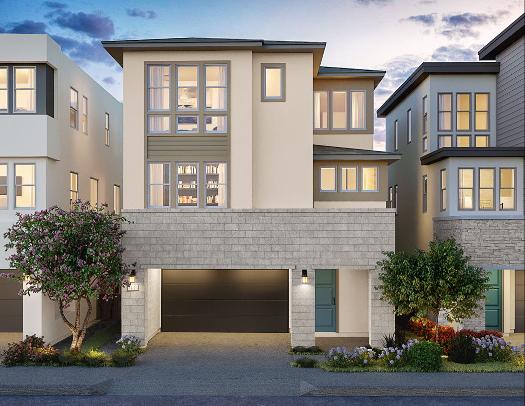 Single Family for Active at The Overlook - Nouveau 120 Coastal Court Daly City, California 94014 United States