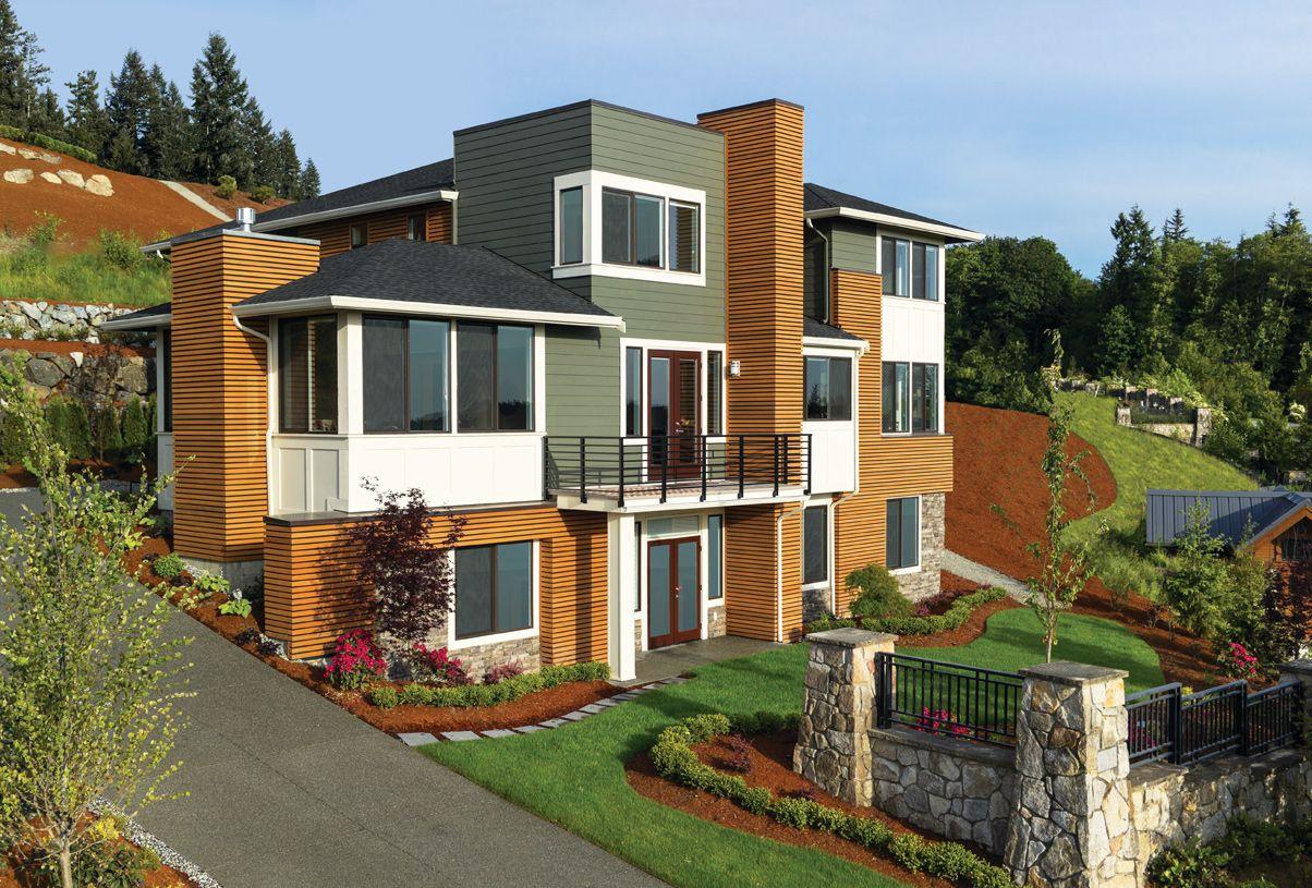 Unifamiliar por un Venta en Bridgewood Estates - Brothers 4602 116th Avenue Ne Kirkland, Washington 98033 United States