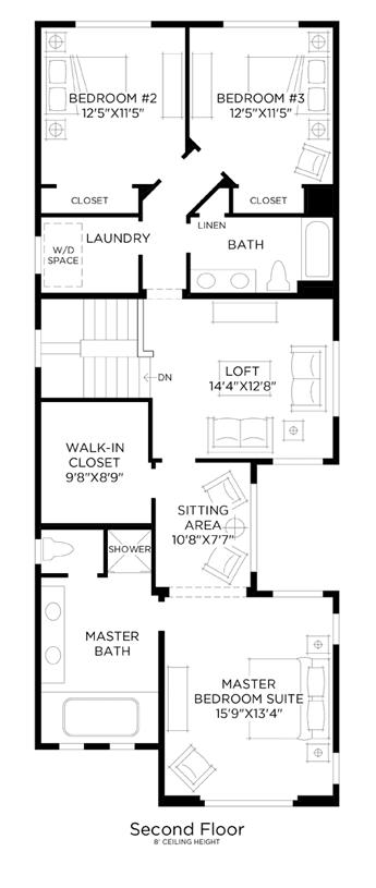 Additional photo for property listing at The Ridge At Big Rock - Limestone Collection - Maple 27026 Ne Big Rock Road Duvall, Washington 98019 United States