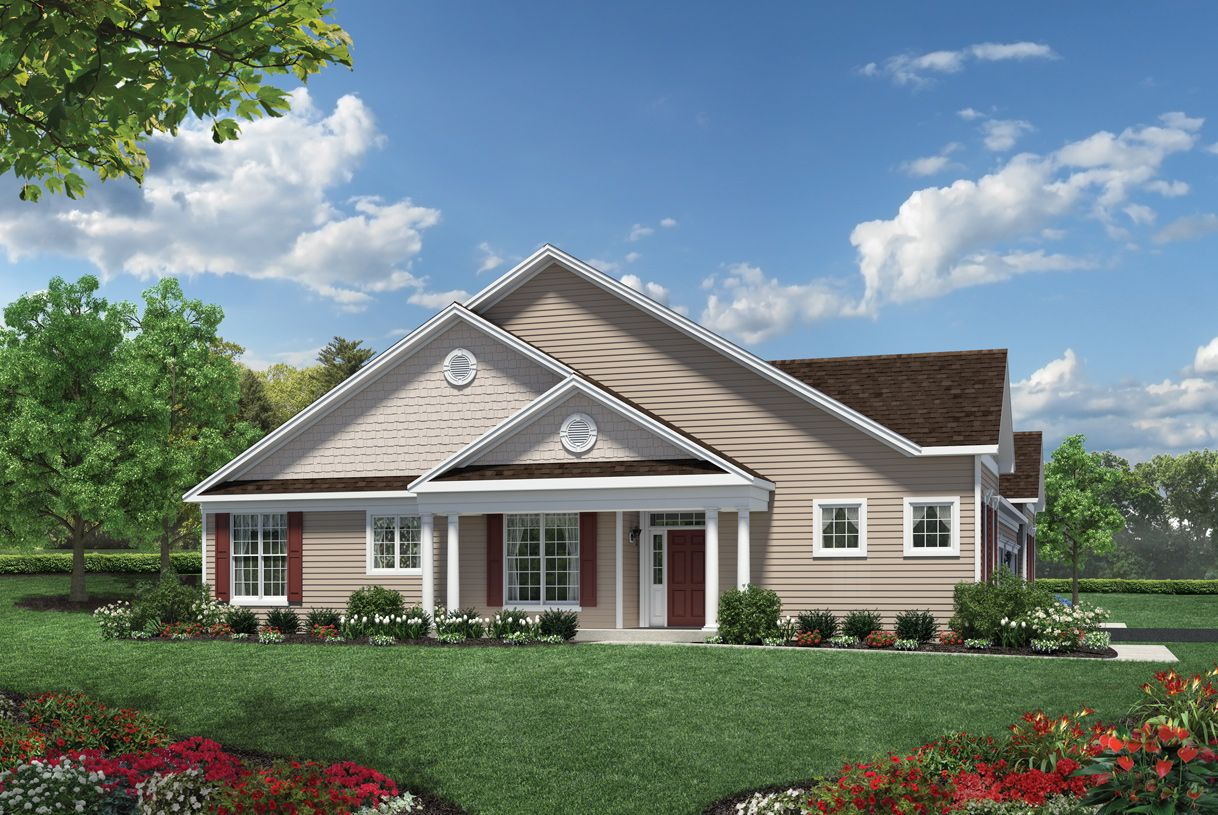 Toll brothers regency at prospect acorn elite 853923 for Connecticut home builders