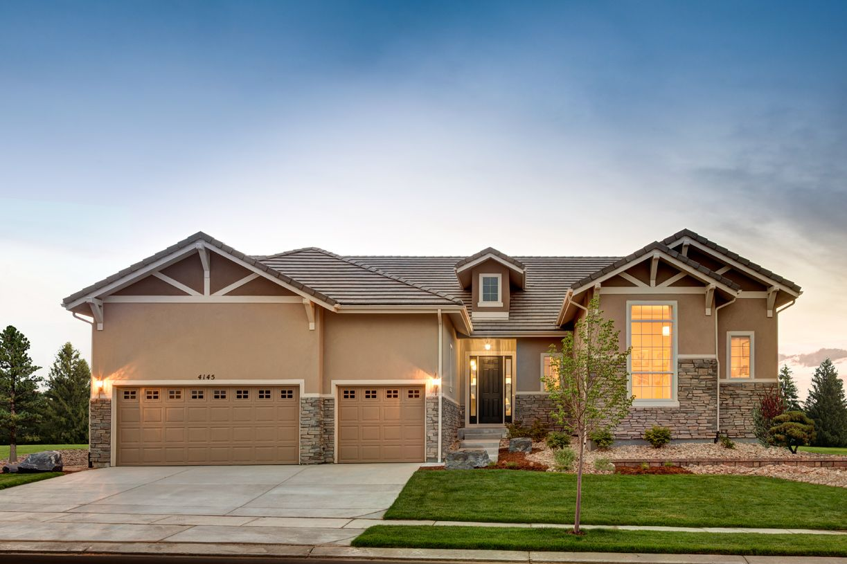 Single Family for Sale at Antero 15664 Deer Mountain Circle Broomfield, Colorado 80023 United States