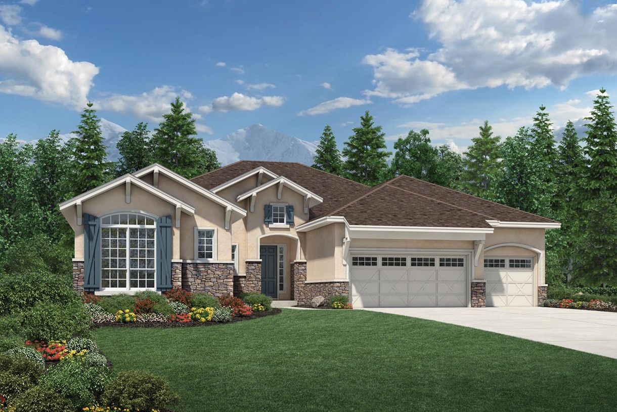 Single Family for Active at The Estates At Kechter Farm - Montana 6114 Hawks Perch Lane Fort Collins, Colorado 80528 United States