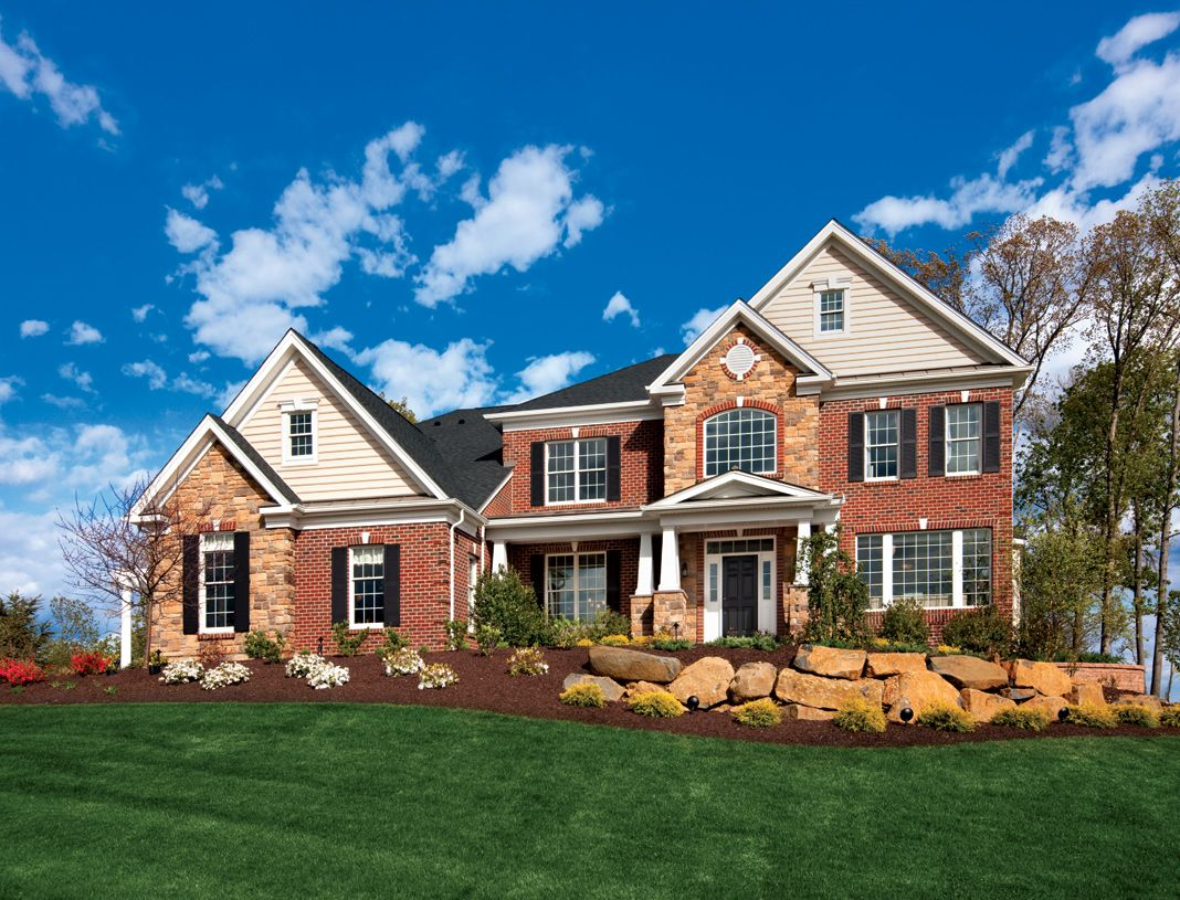 Single Family for Active at Dominion Valley Country Club - Estates - Harding 15145 Sky Valley Drive Haymarket, Virginia 20169 United States