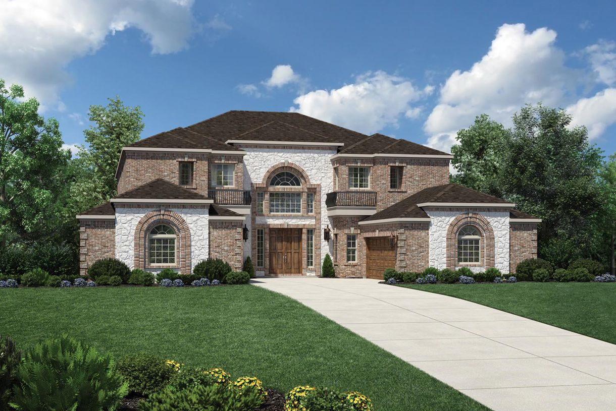 Single Family for Sale at Cane Island - Mckinley 2206 Legends Way Katy, Texas 77493 United States
