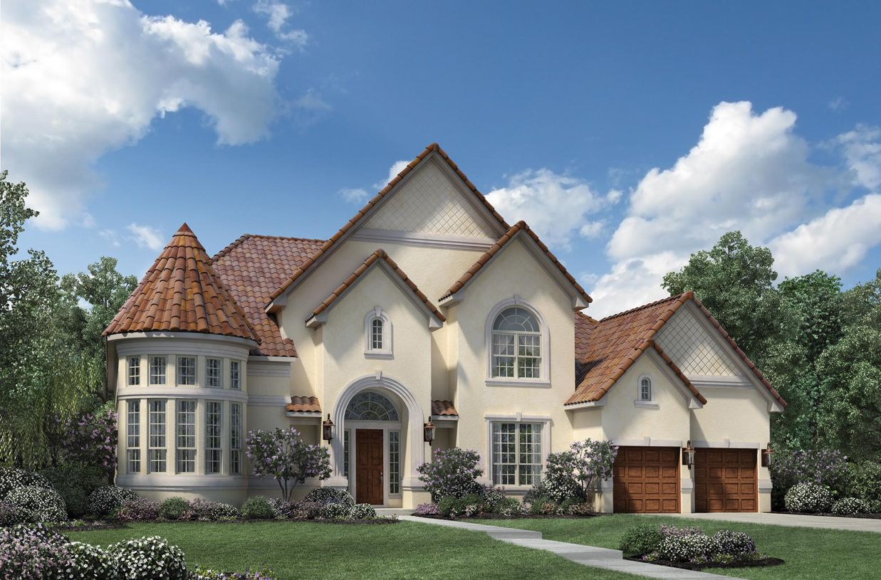 Unifamiliar por un Venta en Northgrove At Spring Creek - Estate Collection - Sandhaven 8550 Burdekin Road Magnolia, Texas 77354 United States