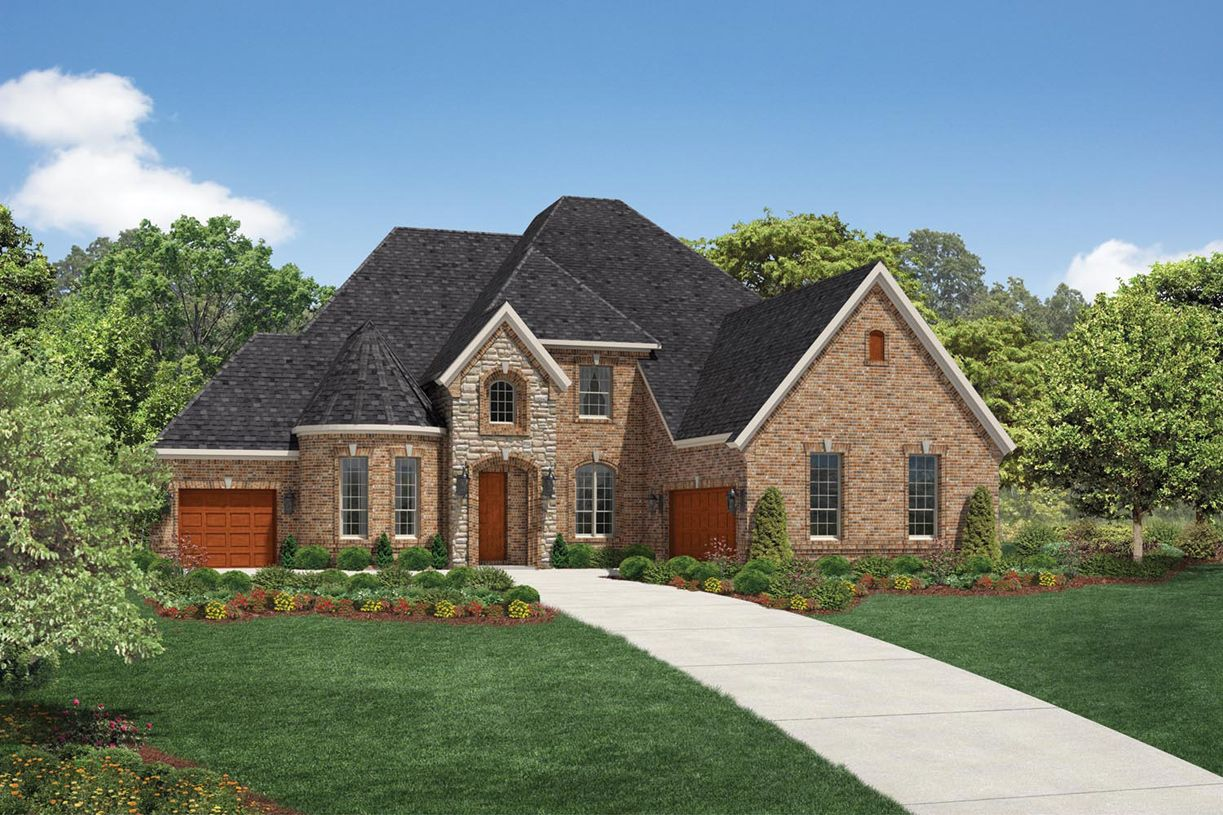 Single Family for Active at Northgrove - Estate Collection - Bellwynn 8550 Burdekin Road Magnolia, Texas 77354 United States