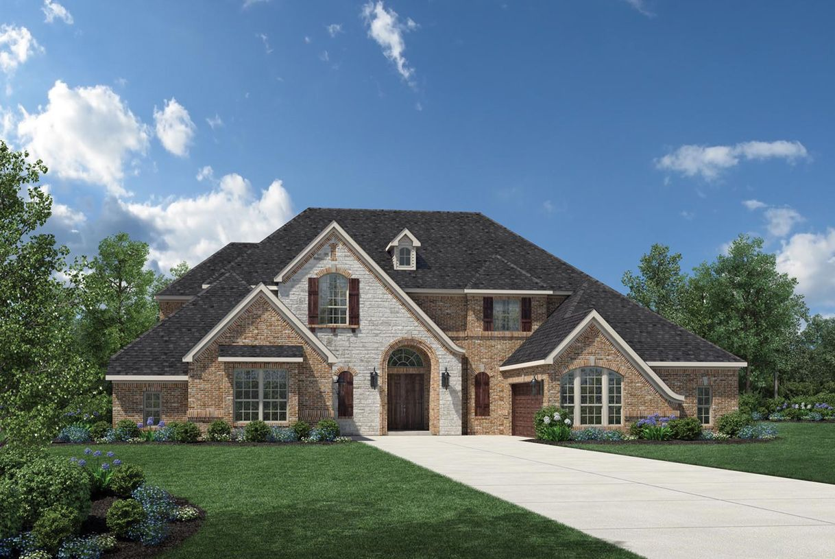 Unifamiliar por un Venta en Northgrove At Spring Creek - Estate Collection - Montelena 8550 Burdekin Road Magnolia, Texas 77354 United States