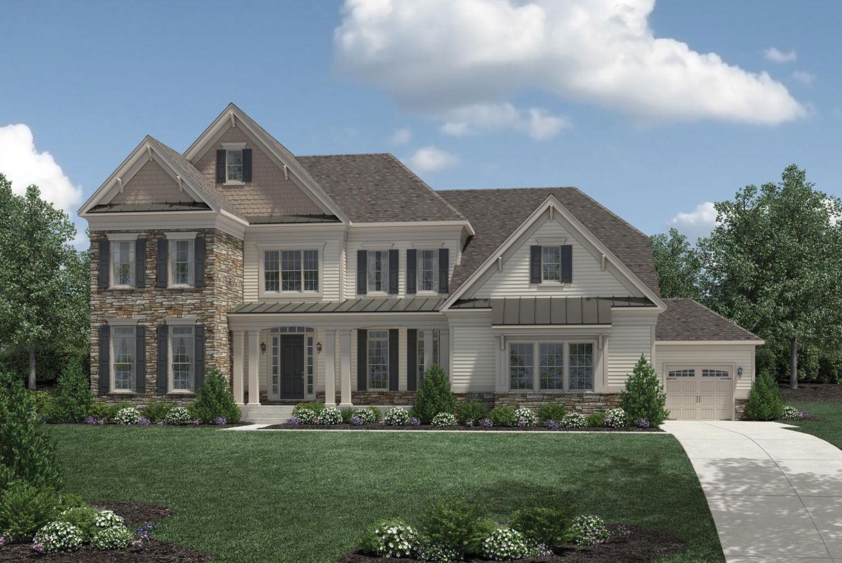 Single Family for Sale at Hasentree - Signature Collection - Hollister 7014 Hasentree Club Drive Wake Forest, North Carolina 27587 United States