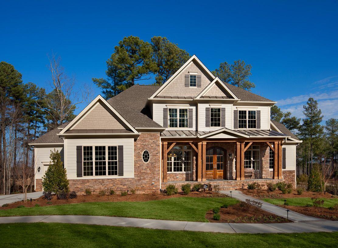 Single Family for Sale at Raphael 1532 Sandybrook Lane Wake Forest, North Carolina 27587 United States