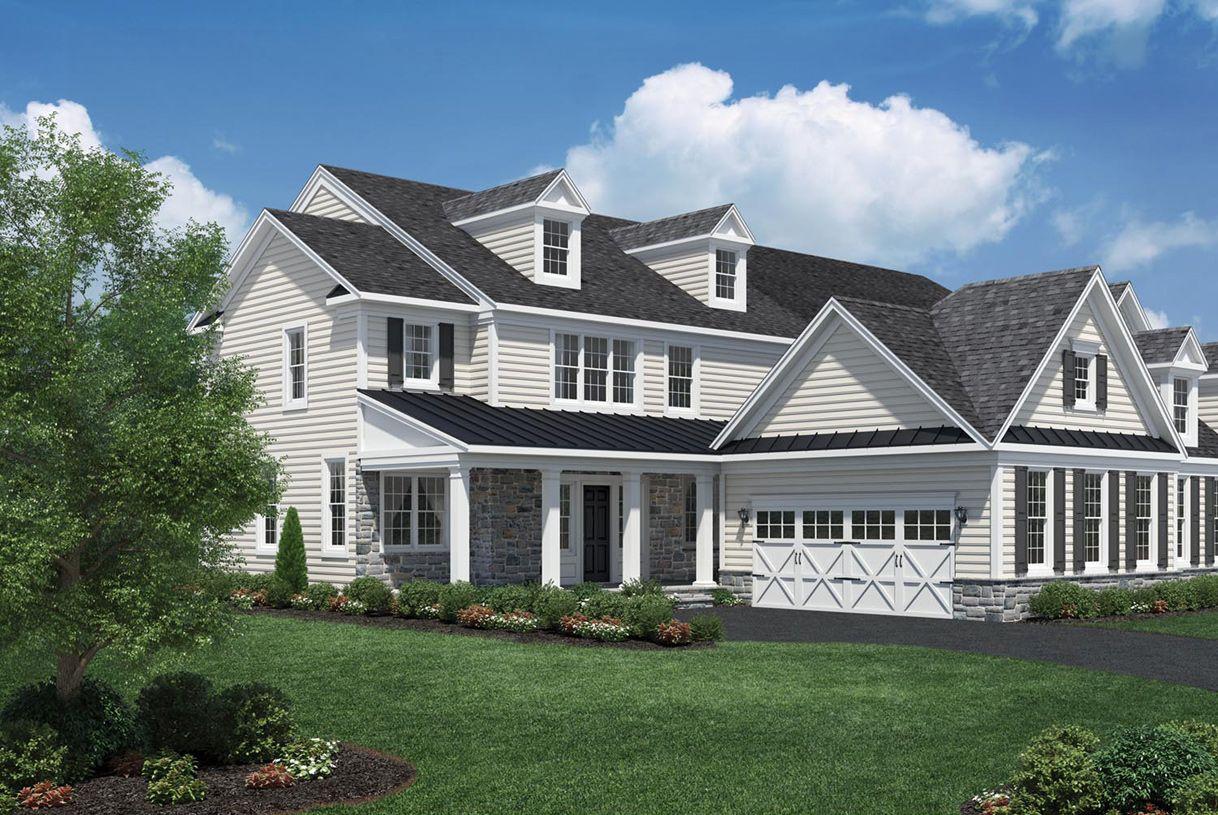 Multi Family for Sale at Heatherwood 3803 Cottage Lane Newtown Square, Pennsylvania 19073 United States