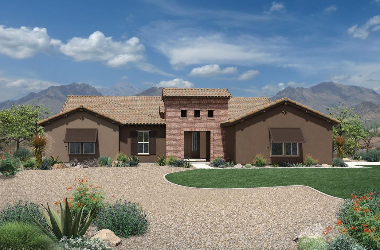 Single Family for Active at Dorada Estates - Costellana 17673 East Bronco Drive Queen Creek, Arizona 85142 United States