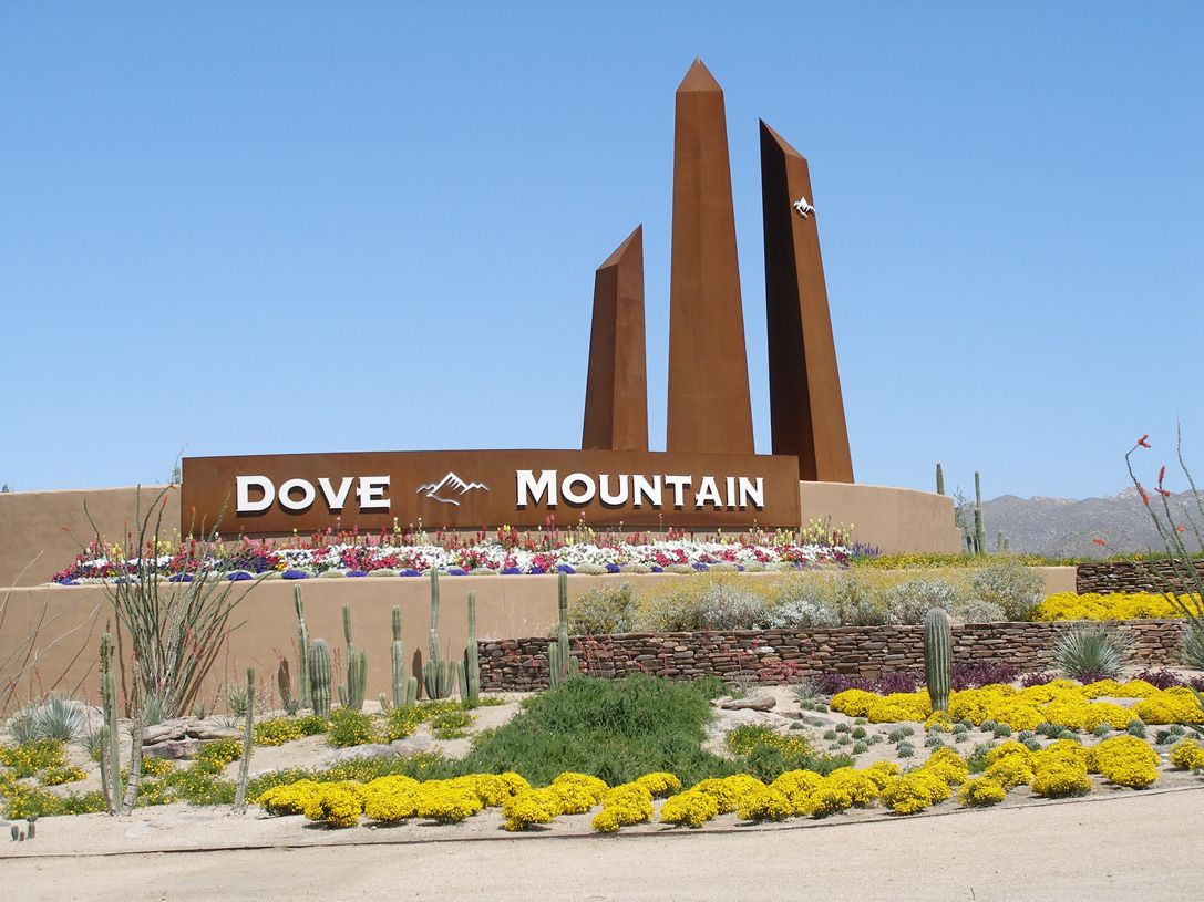 Single Family for Sale at Montierra 14180 North Los Saguaros Drive Marana, Arizona 85658 United States