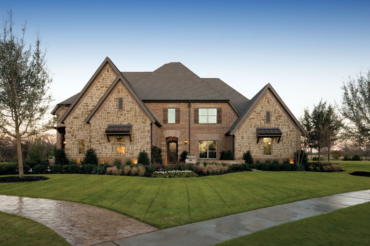 Single Family for Active at Palazzo 6605 Providence Road Colleyville, Texas 76034 United States