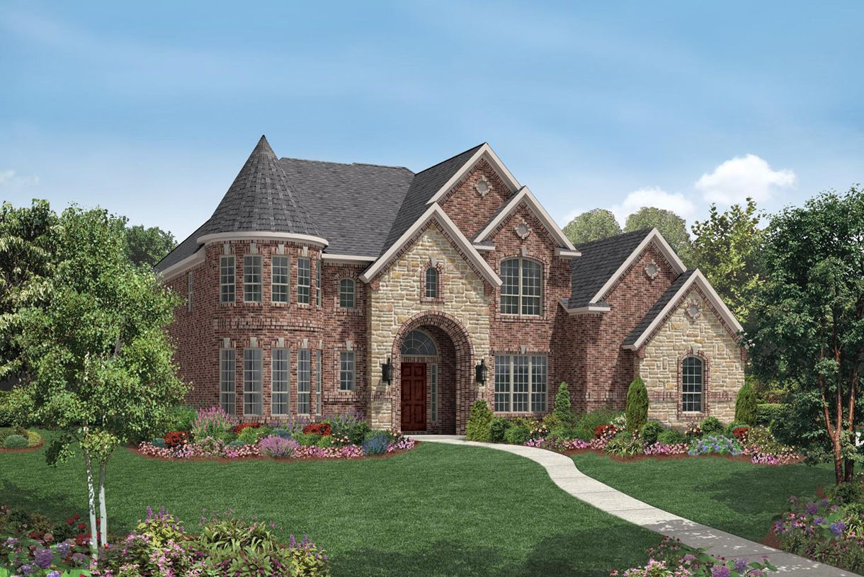 Single Family for Active at Parkside At Fairview - Vinton 1700 Big Bend Blvd. Fairview, Texas 75069 United States
