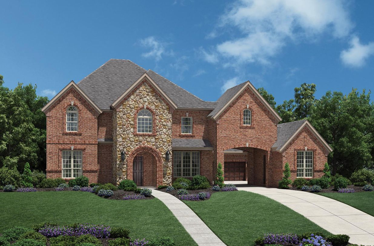 Single Family for Sale at Parkside At Fairview - Venetian 1700 Big Bend Blvd. Fairview, Texas 75069 United States