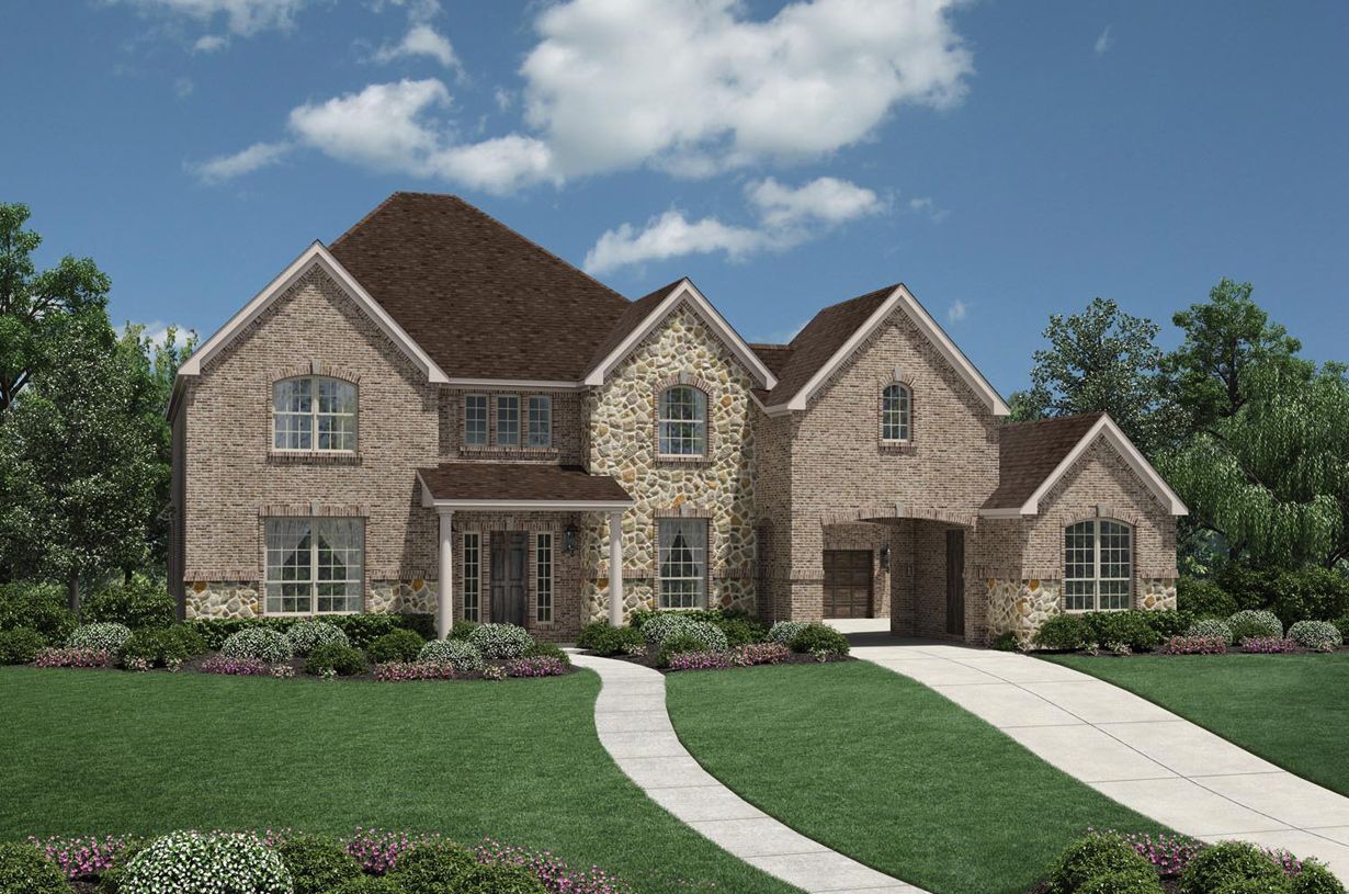 Single Family for Sale at Oakbridge At Flower Mound - Venetian Spinks Road And Aberdeen Drive Flower Mound, Texas 75028 United States