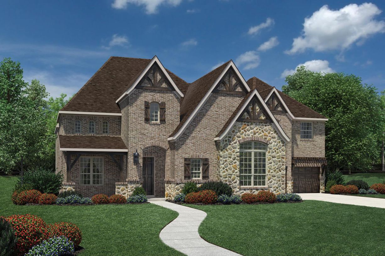 Single Family for Sale at Oakbridge At Flower Mound - Peyton Spinks Road And Aberdeen Drive Flower Mound, Texas 75028 United States