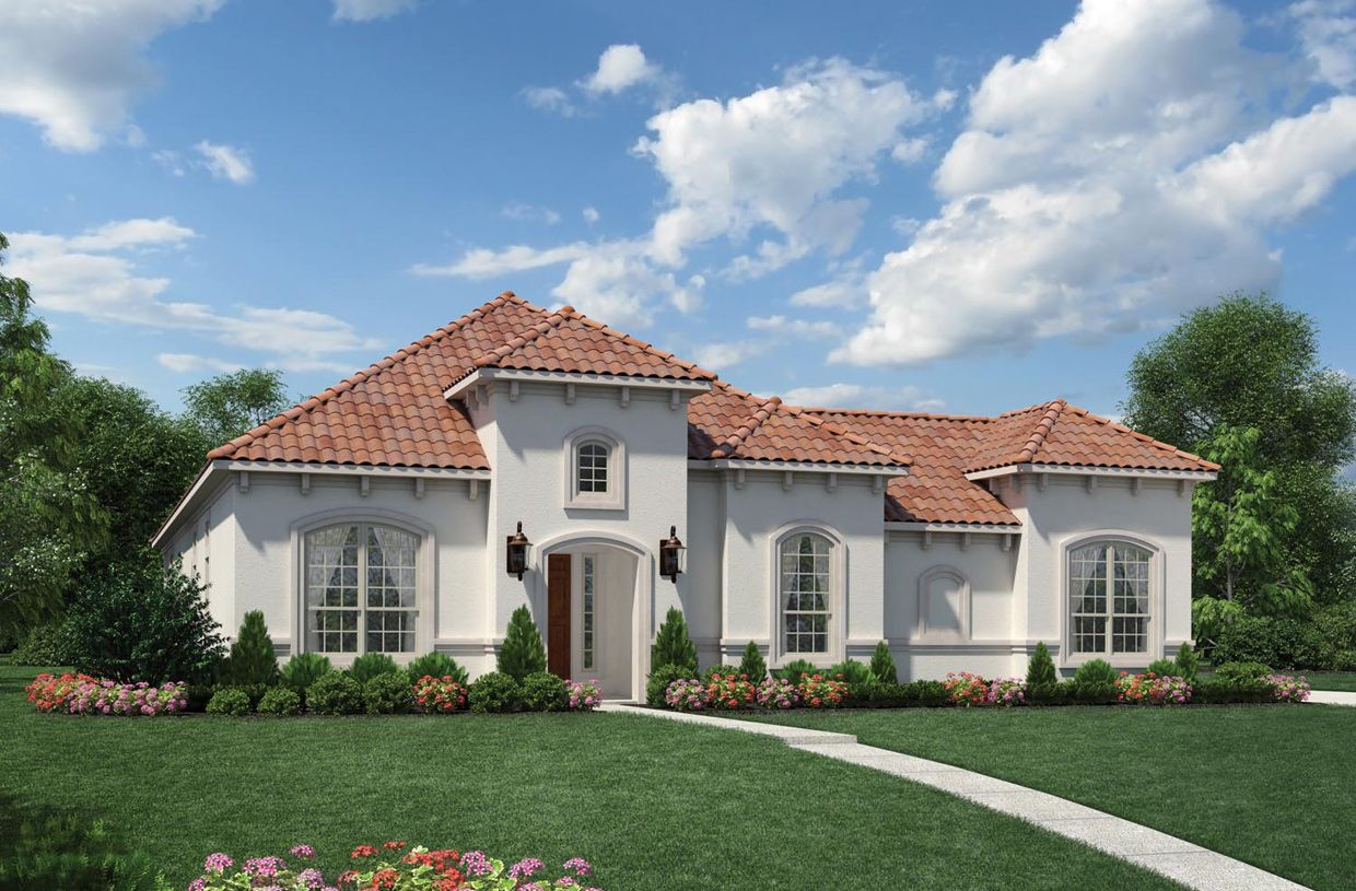 Single Family for Sale at Oakbridge At Flower Mound - Palazzo Spinks Road And Aberdeen Drive Flower Mound, Texas 75028 United States