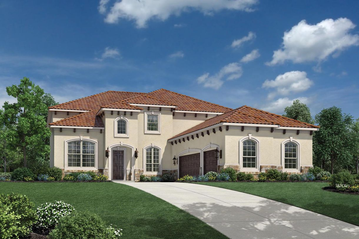 Single Family for Sale at Oakbridge At Flower Mound - Bellwynn Spinks Road And Aberdeen Drive Flower Mound, Texas 75028 United States
