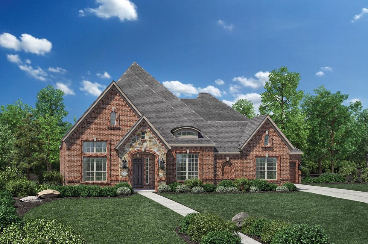 Single Family for Sale at Terracina At Flower Mound - Palazzo 6637 Via Italia Drive Flower Mound, Texas 75077 United States