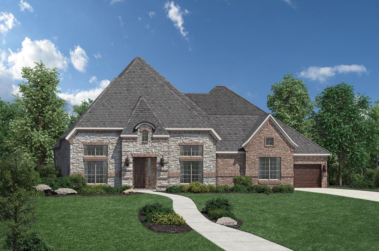 Single Family for Active at Parkside At Fairview - Palazzo 1700 Big Bend Blvd. Fairview, Texas 75069 United States
