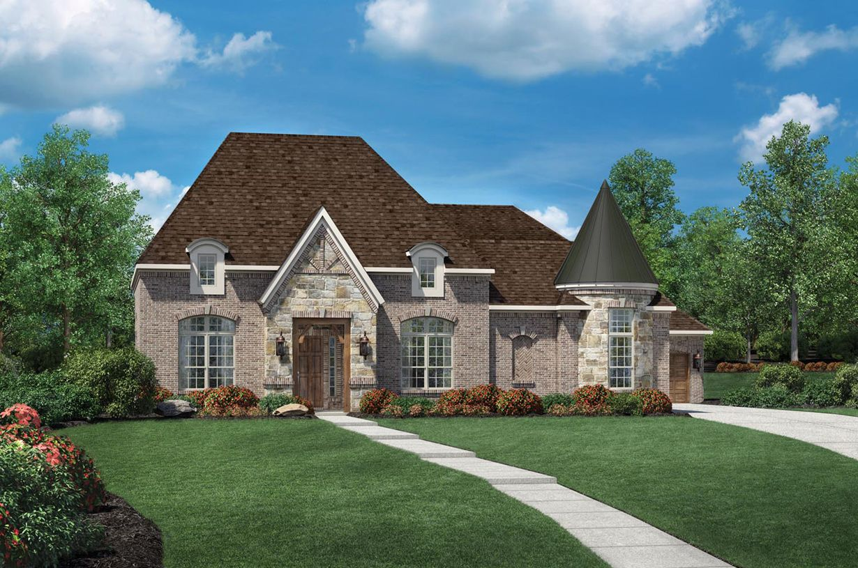 Single Family for Sale at Parkside At Fairview - Palazzo 1700 Big Bend Blvd. Fairview, Texas 75069 United States