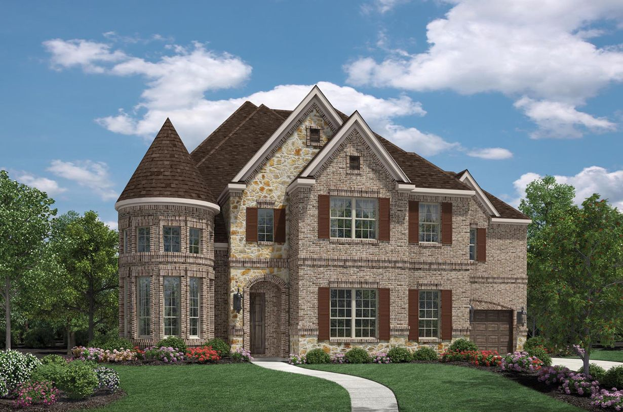 213 Bridgewater Place, Flower Mound, TX Homes & Land - Real Estate