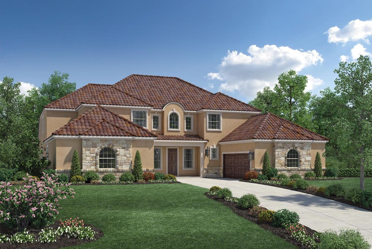 Single Family for Sale at Southlake Meadows - Montelena 917 Savannah Trail Southlake, Texas 76092 United States