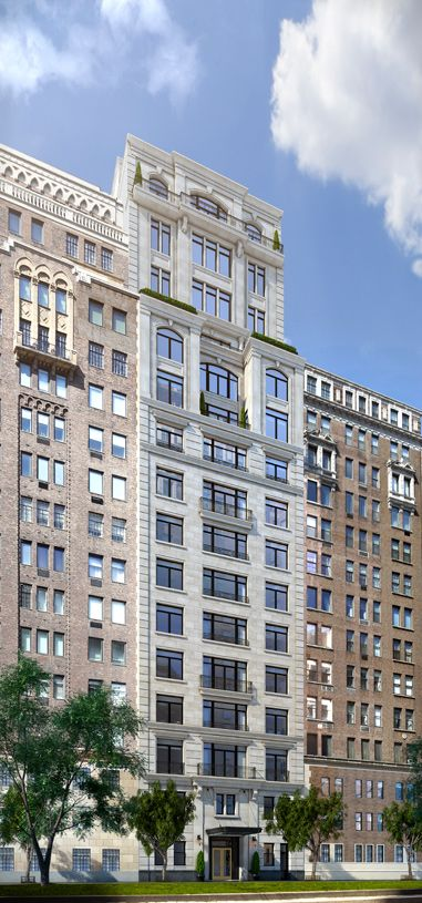 '多户' building or community at '1110 Park Ave 1110 Park Avenue New York, New York 10128 United States'