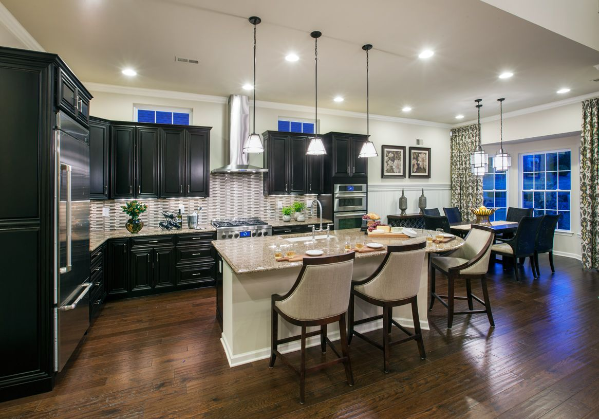 Regency at monroe new homes in monroe township nj by toll for Kitchen design 08831